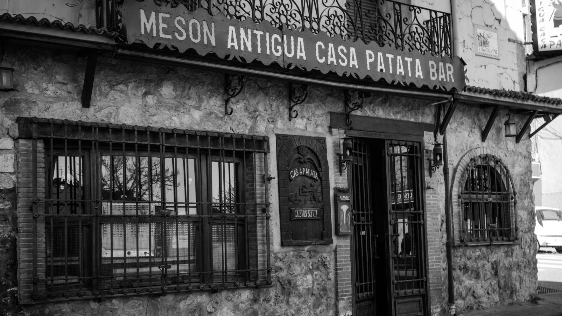 Restaurante menú diario en Torrelaguna