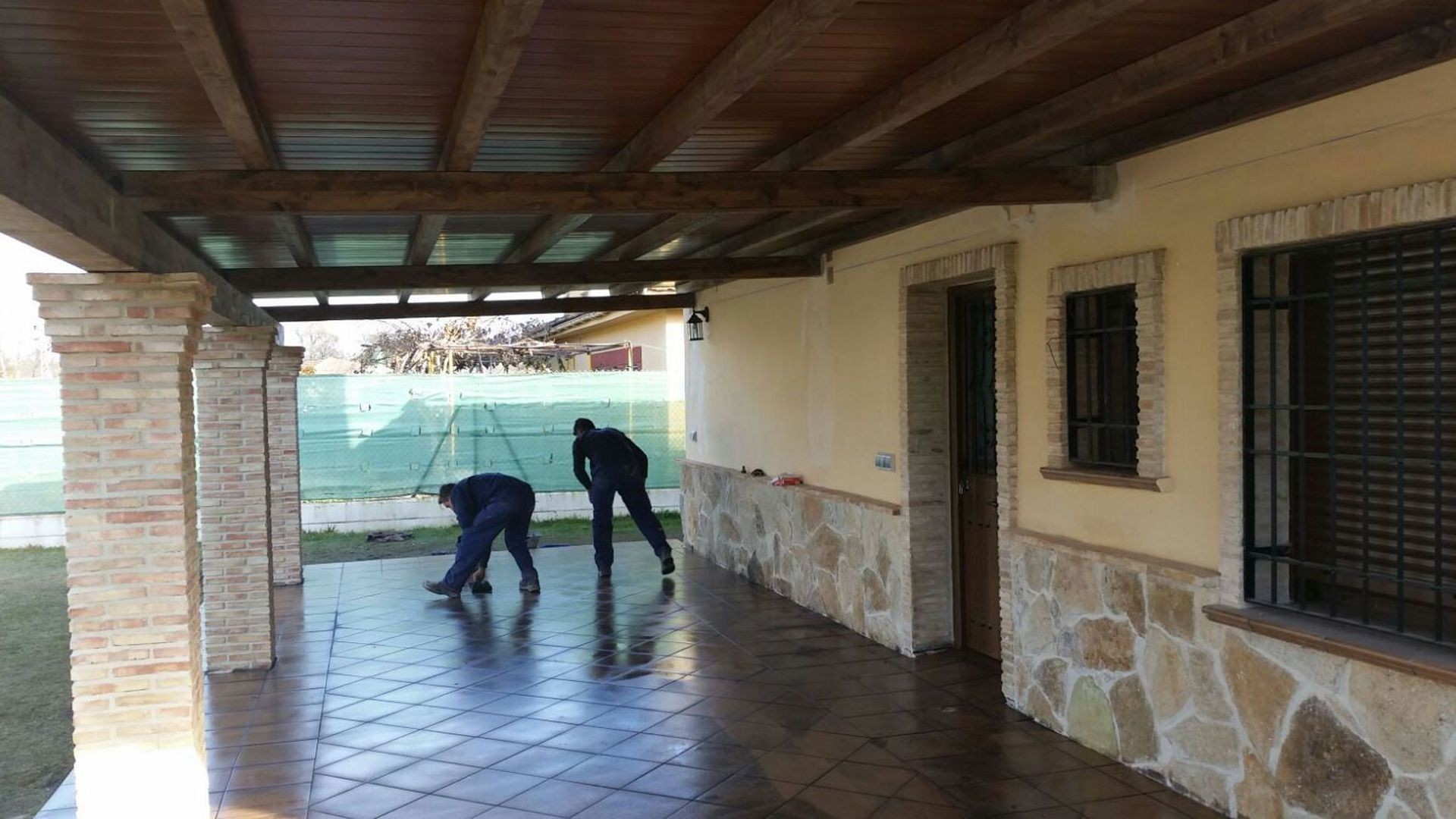 Suelos de pavimento en Cáceres