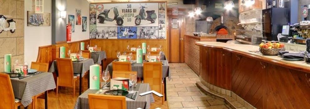 Pizzerías en León | La Vespa 50 Pizzería