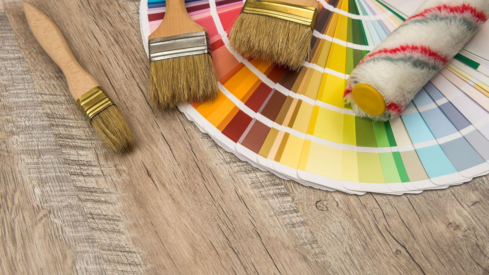 Pintado de suelos en Mallorca