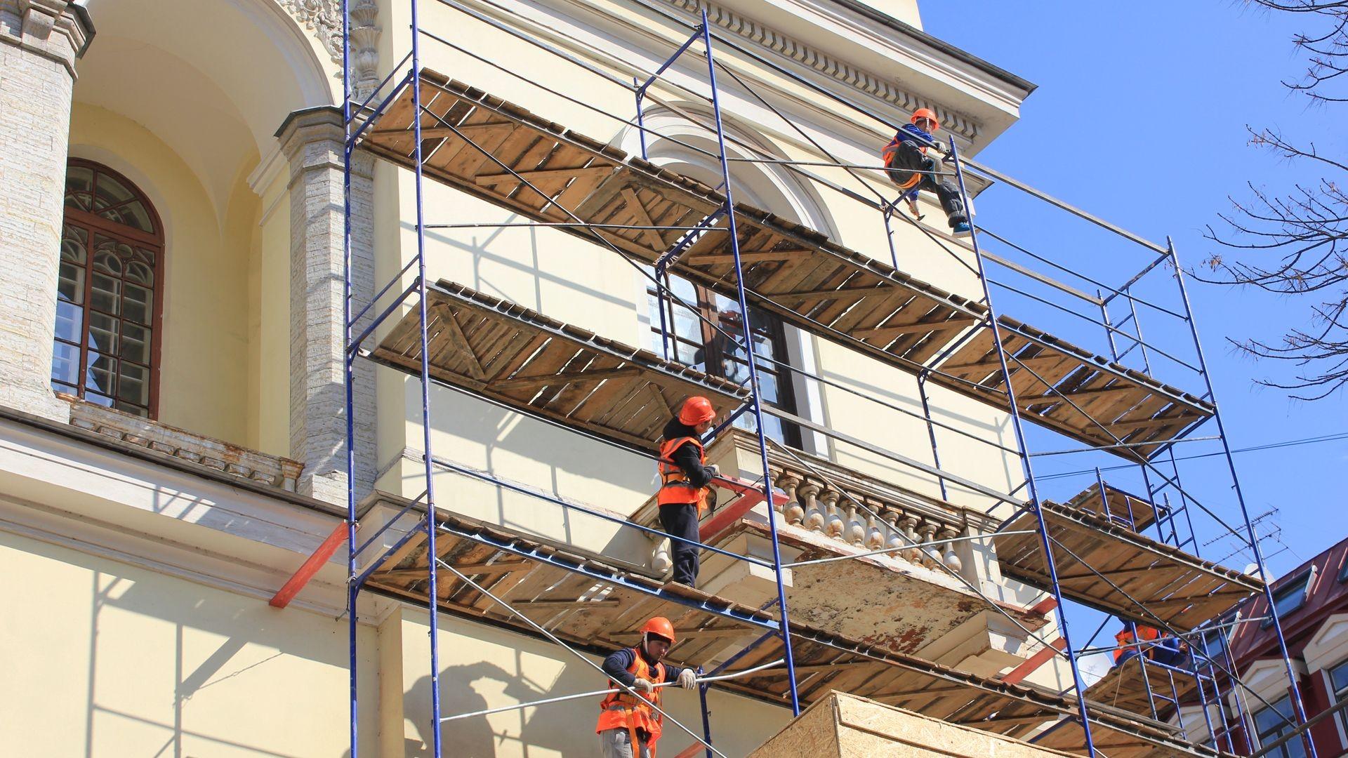 Rehabililtación de fachadas