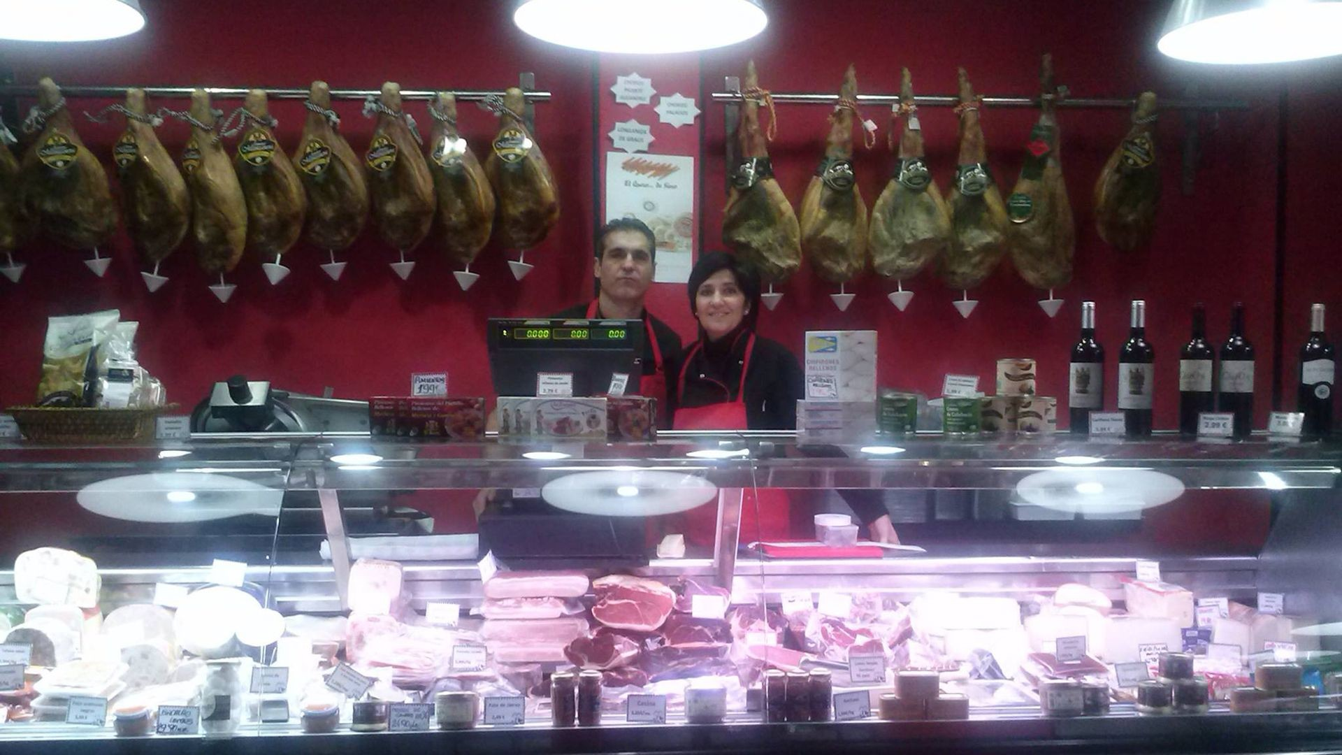 Carnicería Charcutería Zaragoza