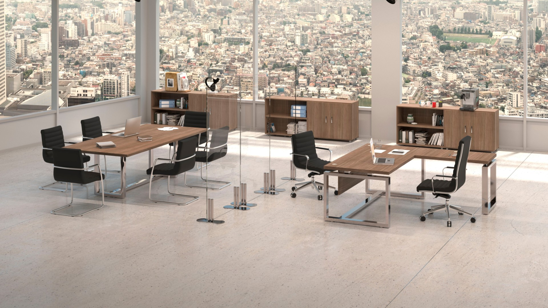 Muebles de oficina madrid centro officedeco for Muebles oficina madrid
