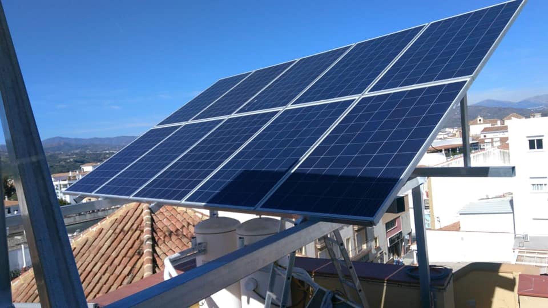 Empresa instaladora de energías renovables en Málaga