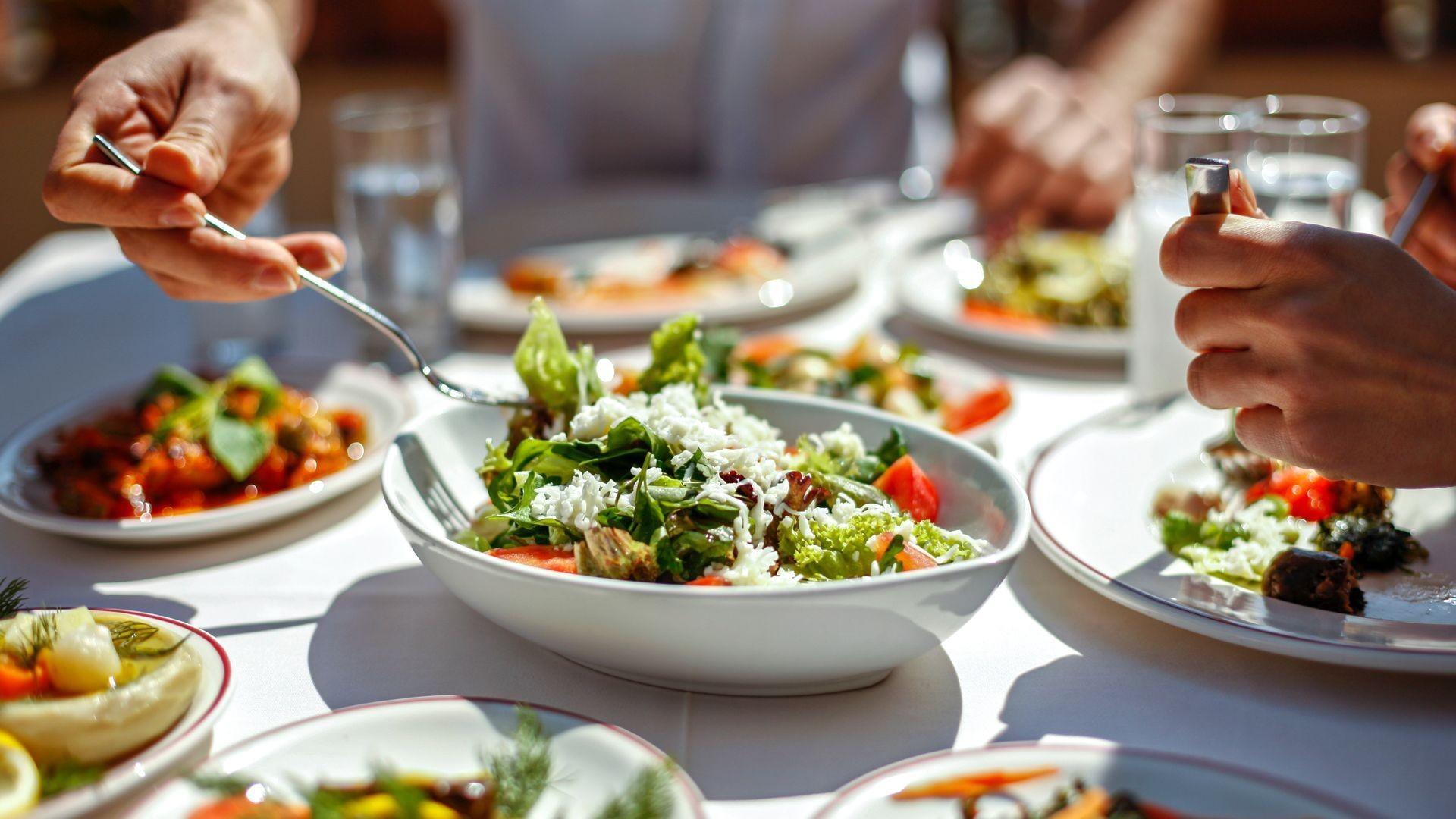 Restaurante de cocina mediterránea en Vic