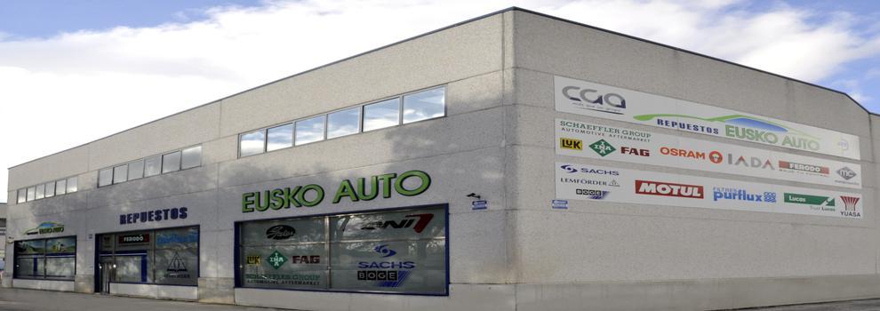 Recambios de automóvil en Vitoria | Repuestos Eusko-Auto