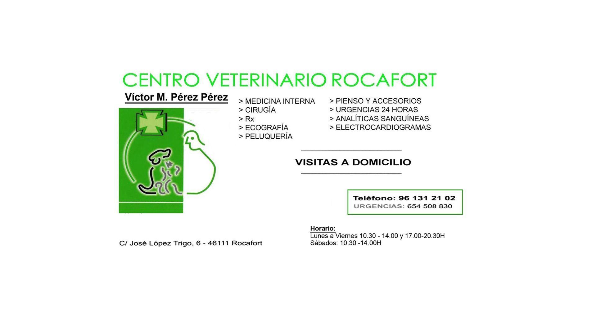 Clínica Veterinaria Rocafort