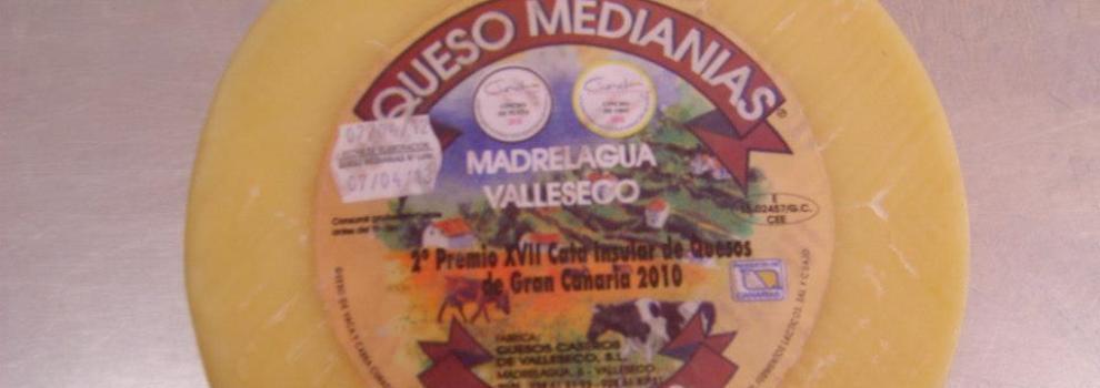 Venta de quesos en Valleseco | Quesos Caseros Valleseco