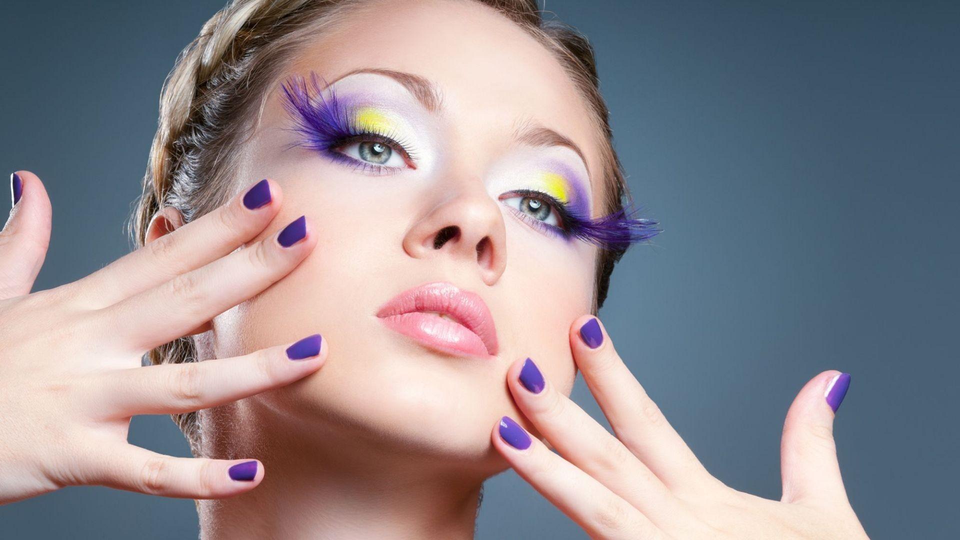 000 manicura maquillaje estetica belleza mujer