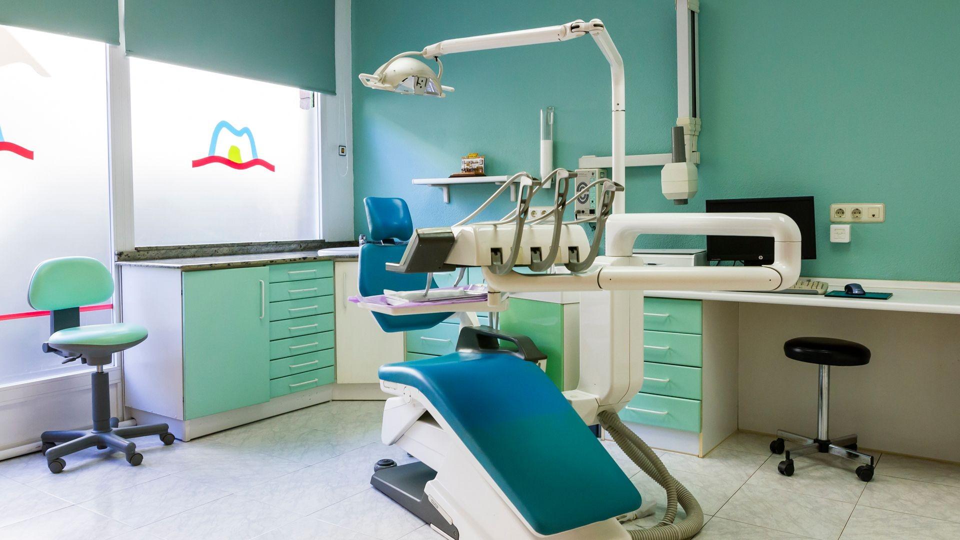 Centro odontológico en Valencia