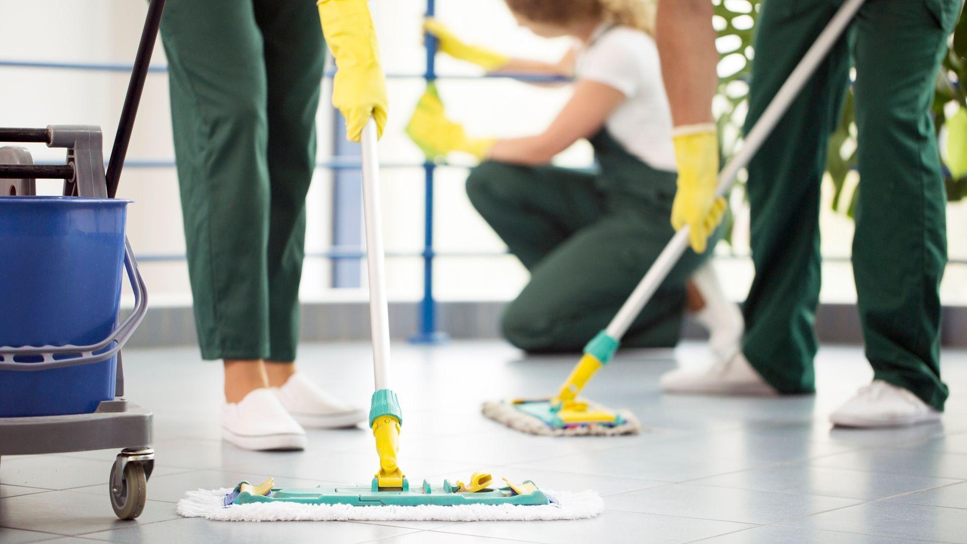 Empresa de limpieza de comunidades en Almería