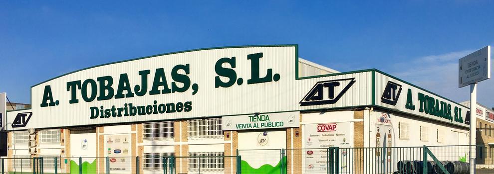 Distribuidores de bebidas en Huelva | Antonio Tobajas, S.L.