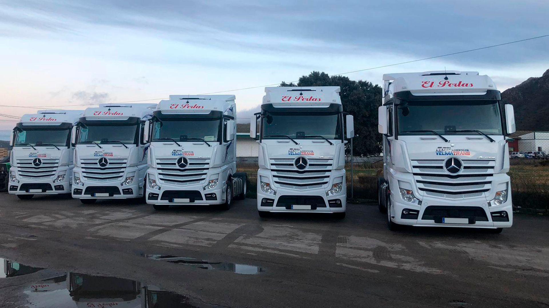 Empresa de transporte de mercancías en Málaga