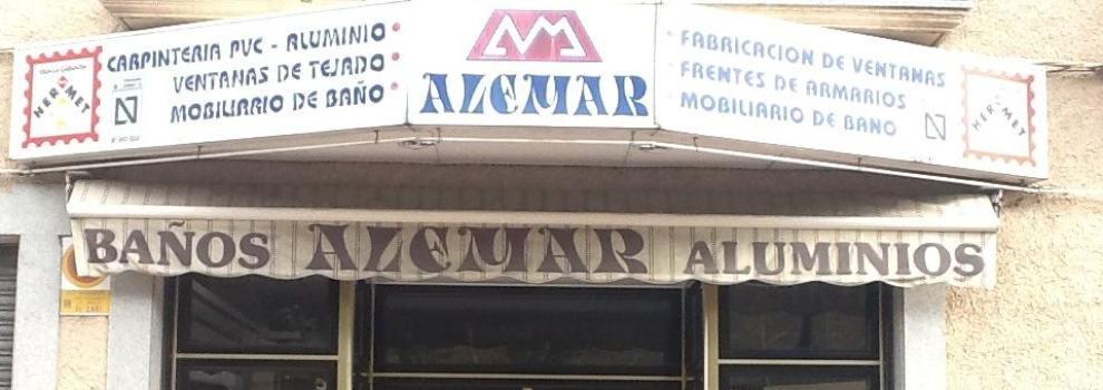 Carpintería de aluminio, metálica y PVC en Ávila   Alemar