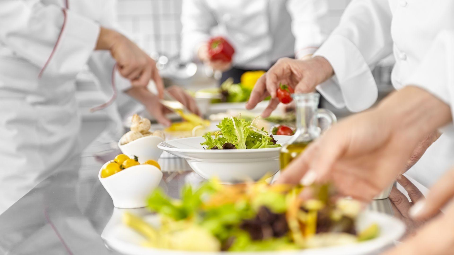 Empresa de catering en Salamanca