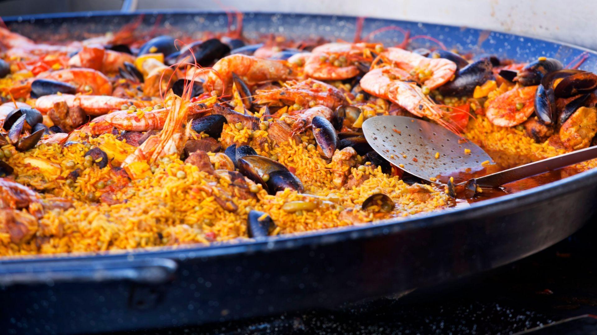 Comida preparada en Torrijos