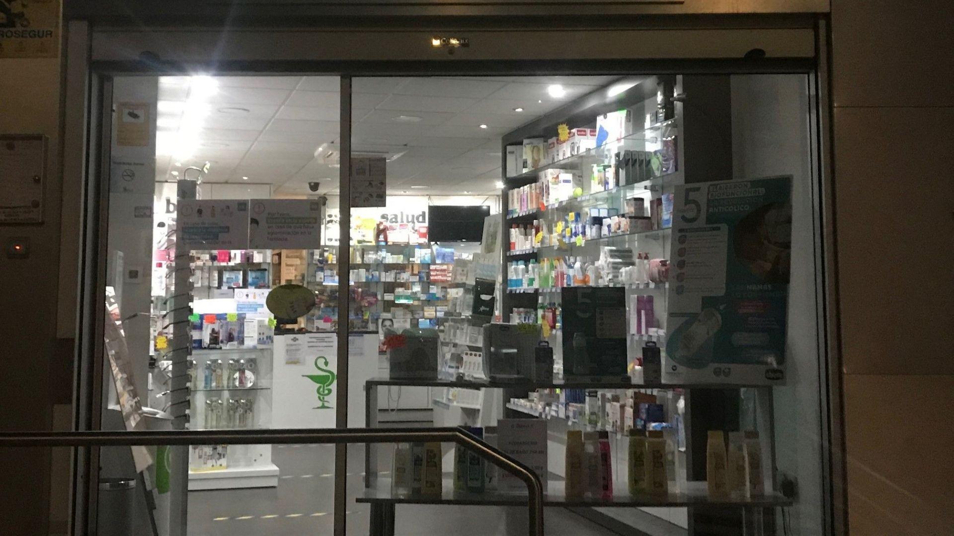 Farmacia en Ávila