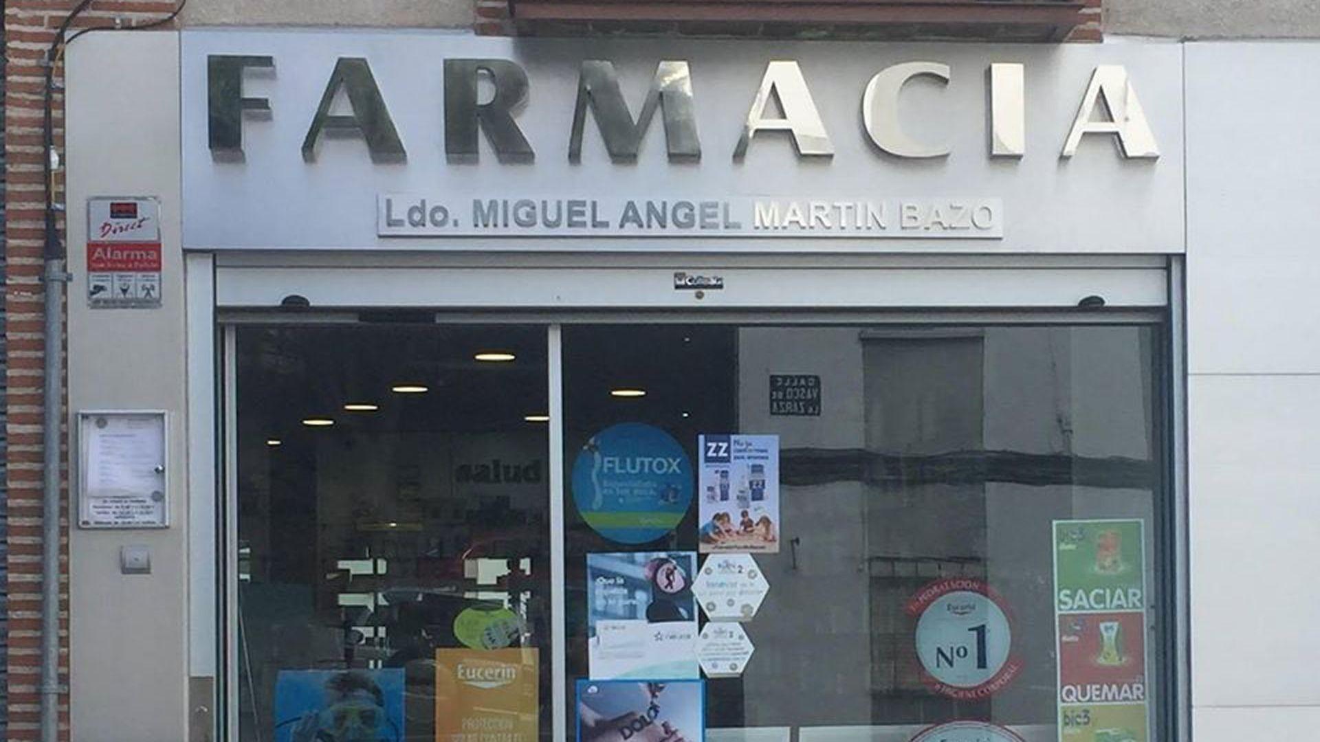 Productos fitosanitarios en Ávila