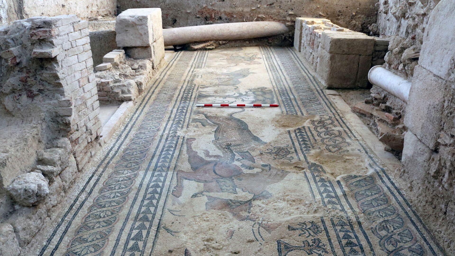 Villa romana en Salar