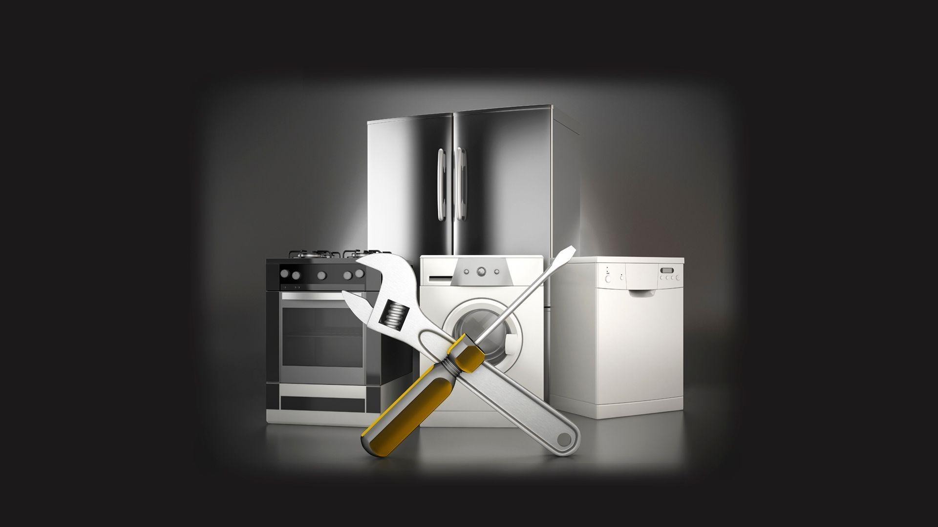 Servicio técnico de reparación de electrodomésticos en Toledo