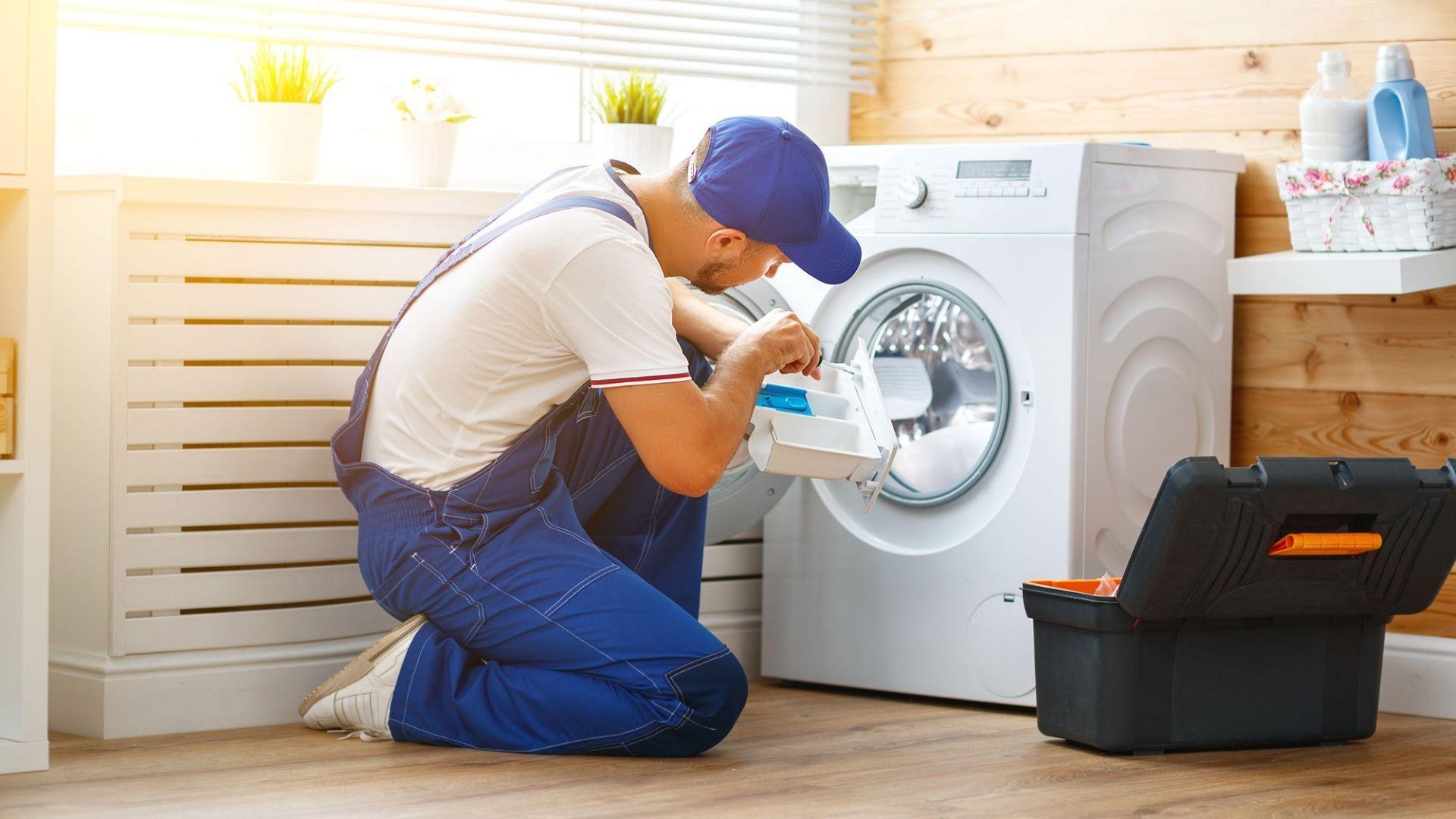 Servicio técnico de reparación de lavadoras en Toledo