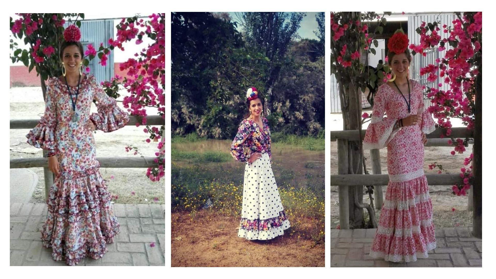 Tejidos de flamenca