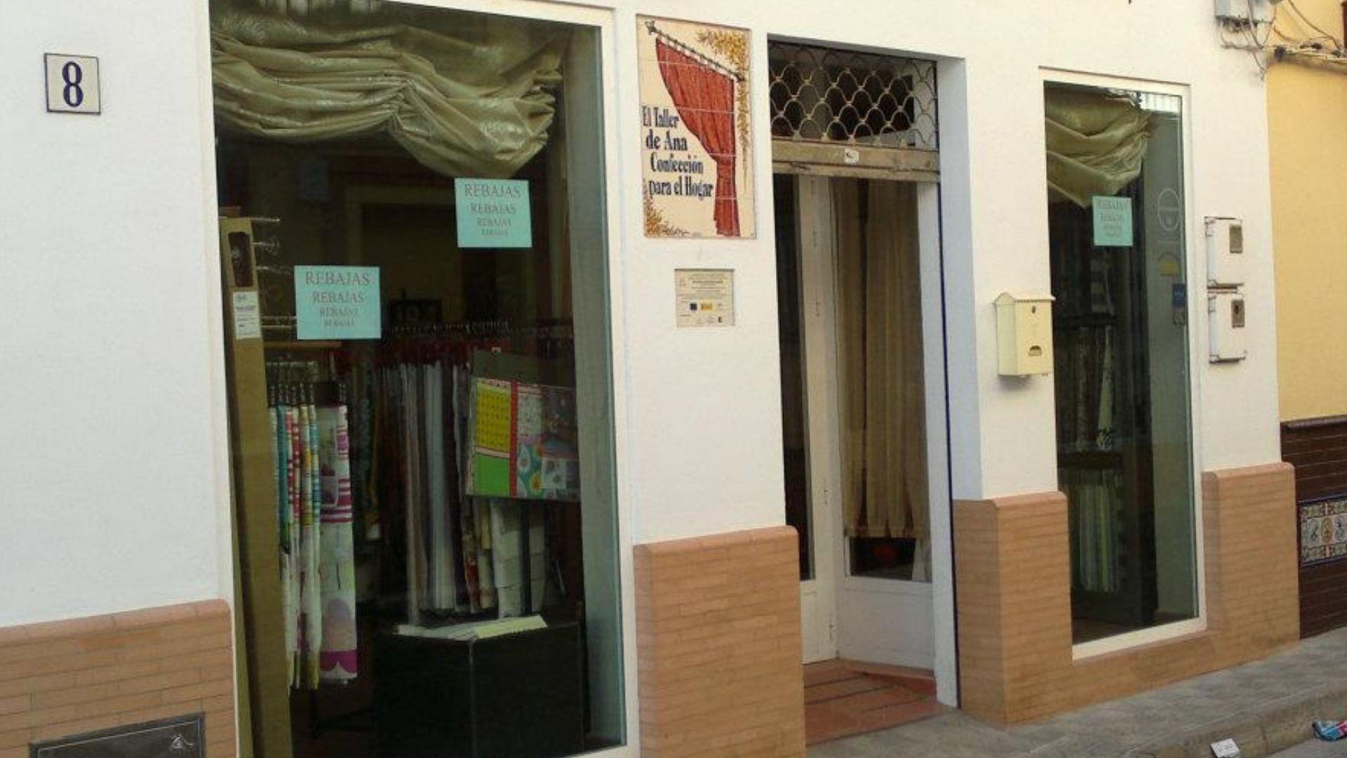 Taller especializado en confecciones para el hogar en Benacazón, Sevilla