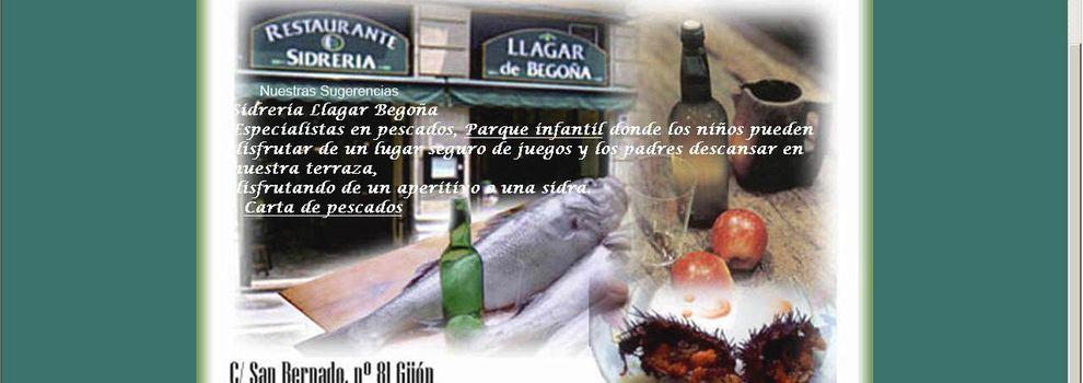 Restaurantes de mariscos en Gijón | El Llagar de Begoña