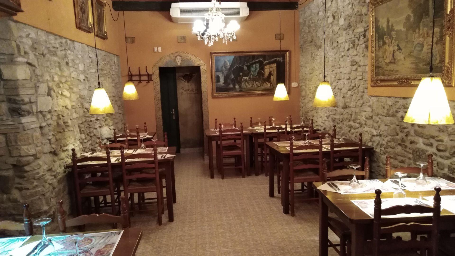 Pizzería en Barcelona