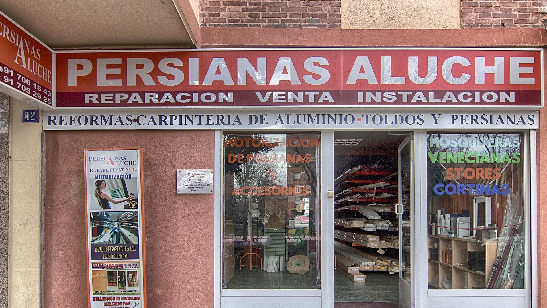 Persianas Madrid