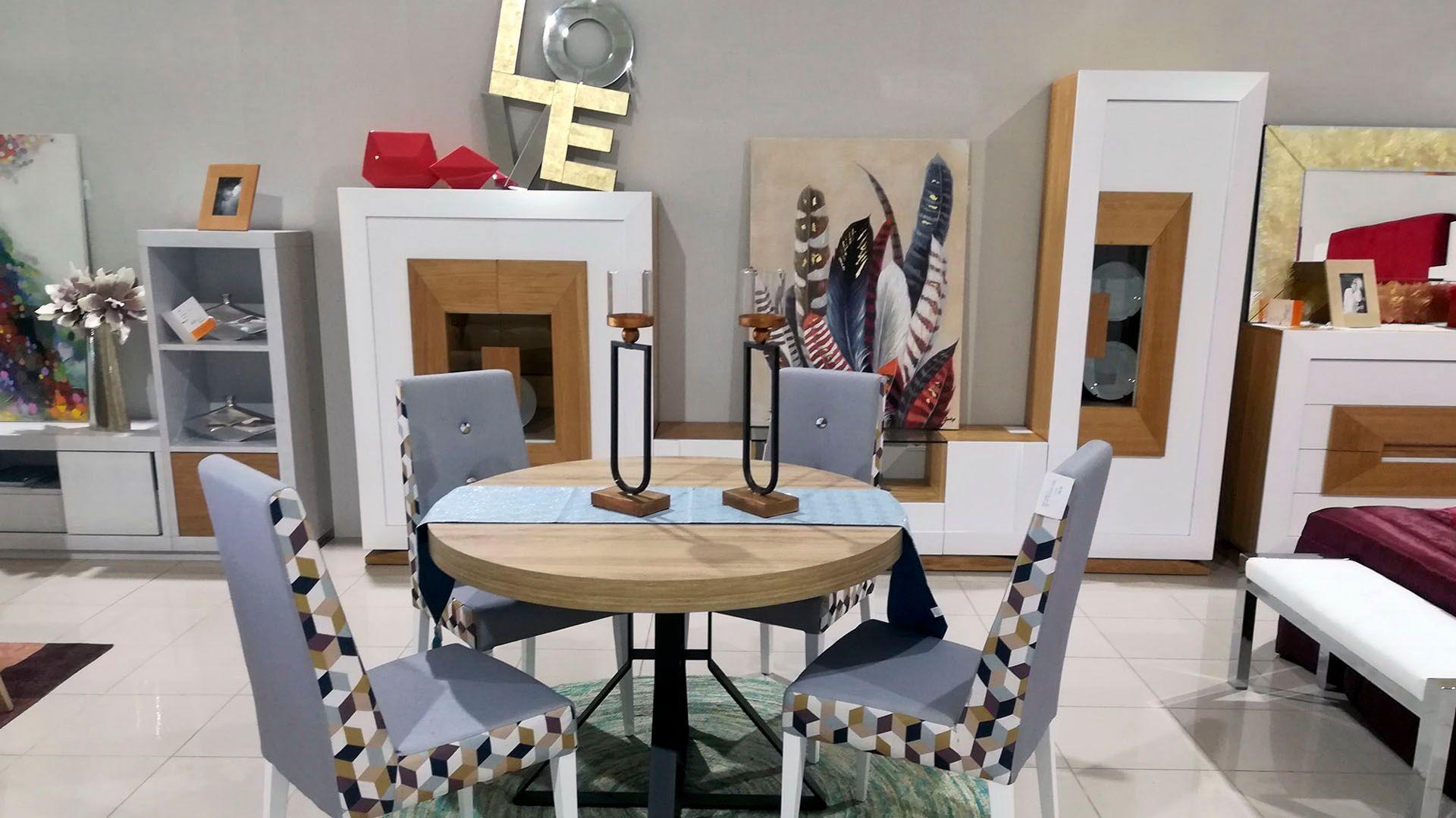 Tienda de muebles en Andújar