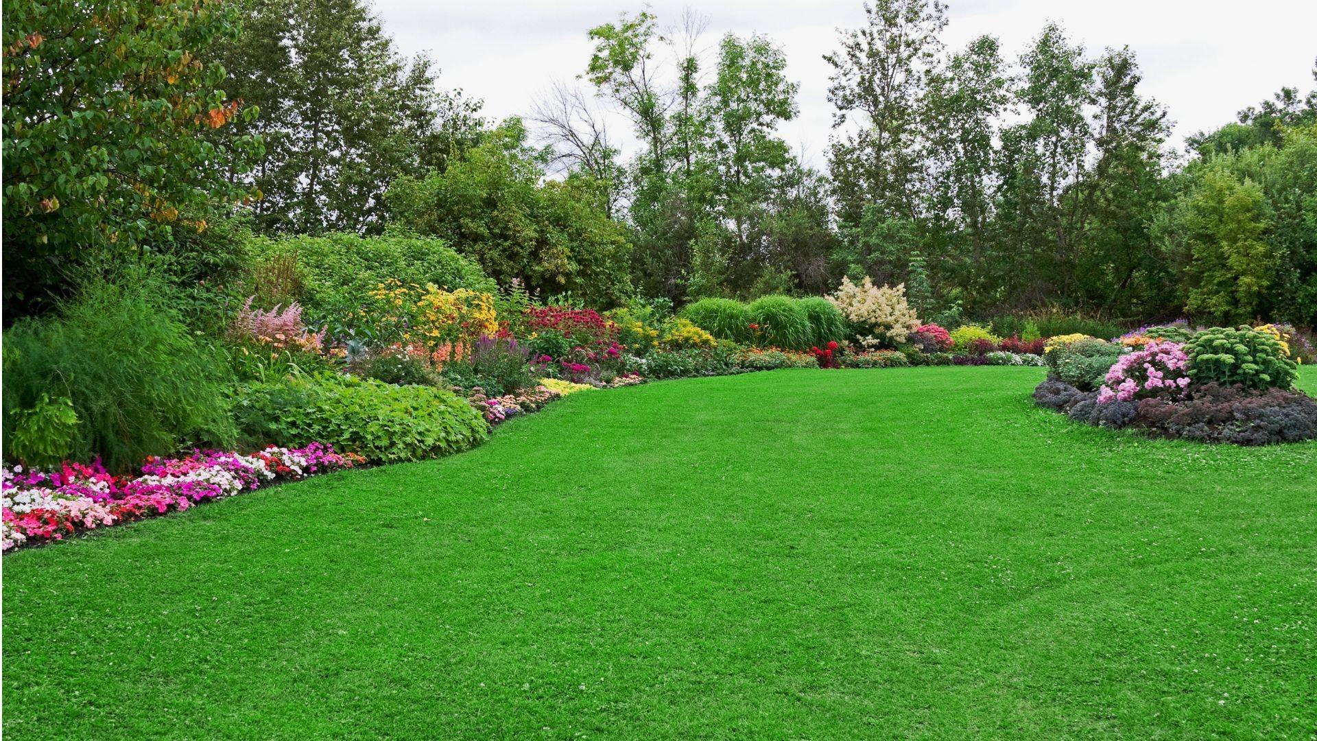 Mantenimiento de jardines en El Escorial