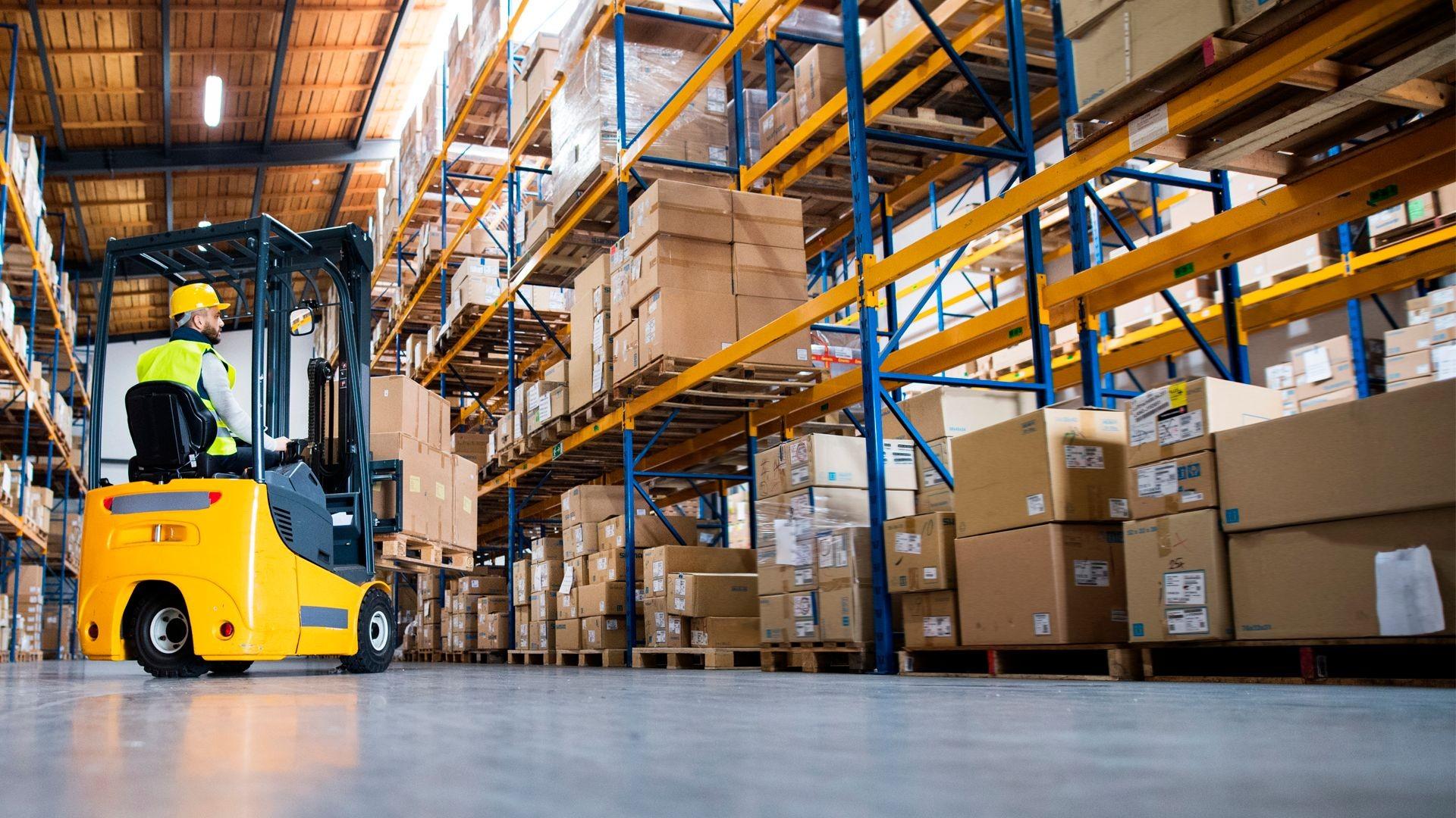 Empresa de logística en Granollers