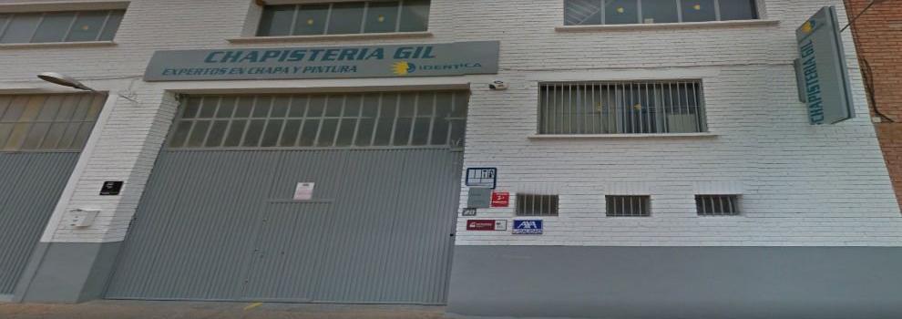 Taller de chapa y pintura en Arnedo | Chapistería Gil, S.L.