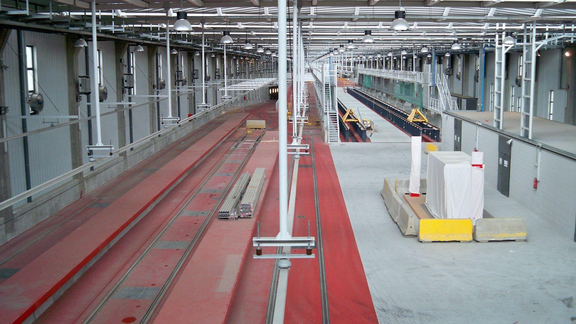 Empresa de montaje industrial e instalaciones en Barcelona