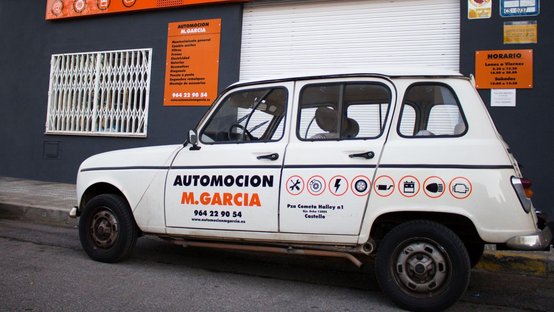 Automoción M. García