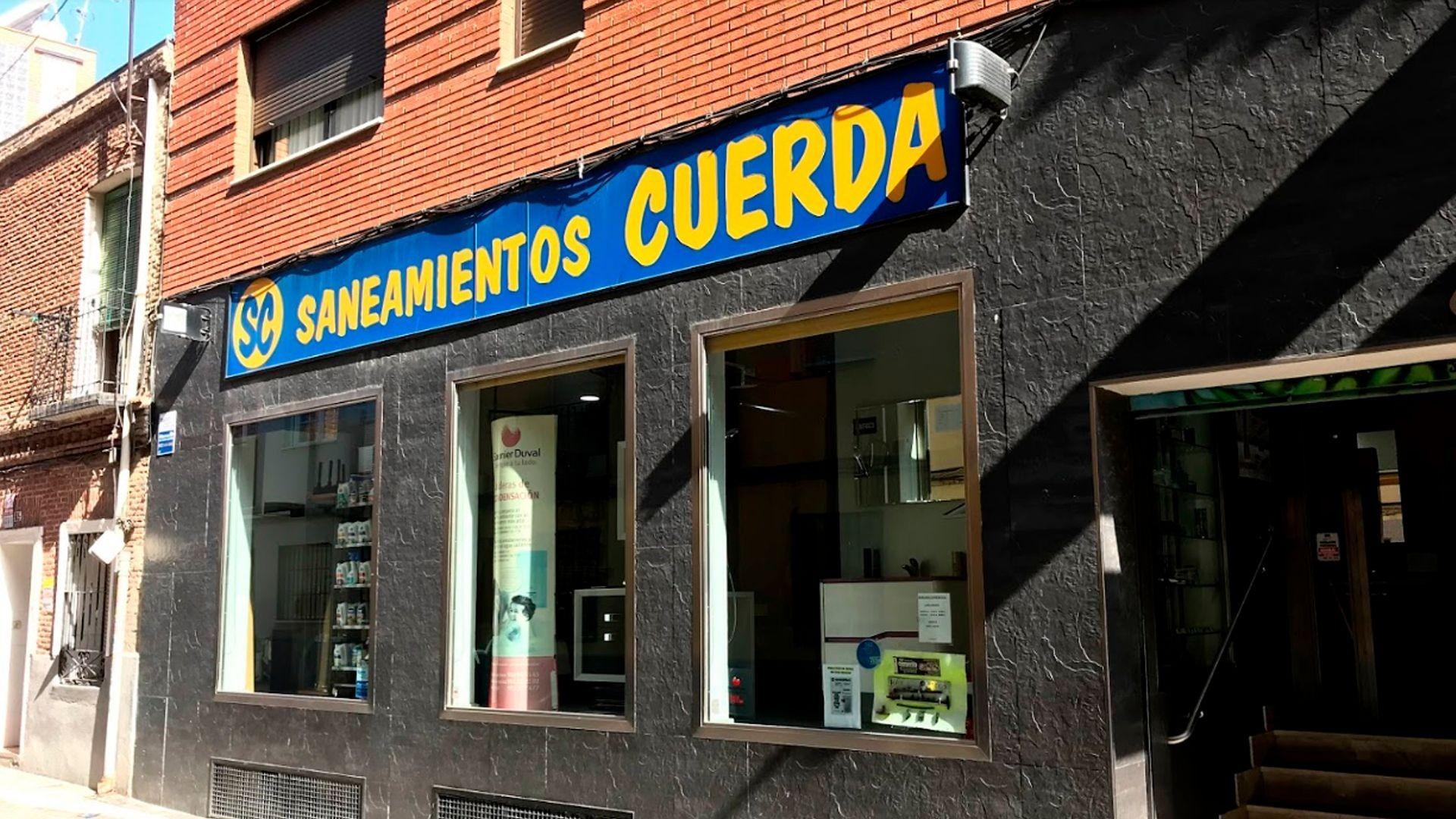 Todo en saneamientos en Madrid