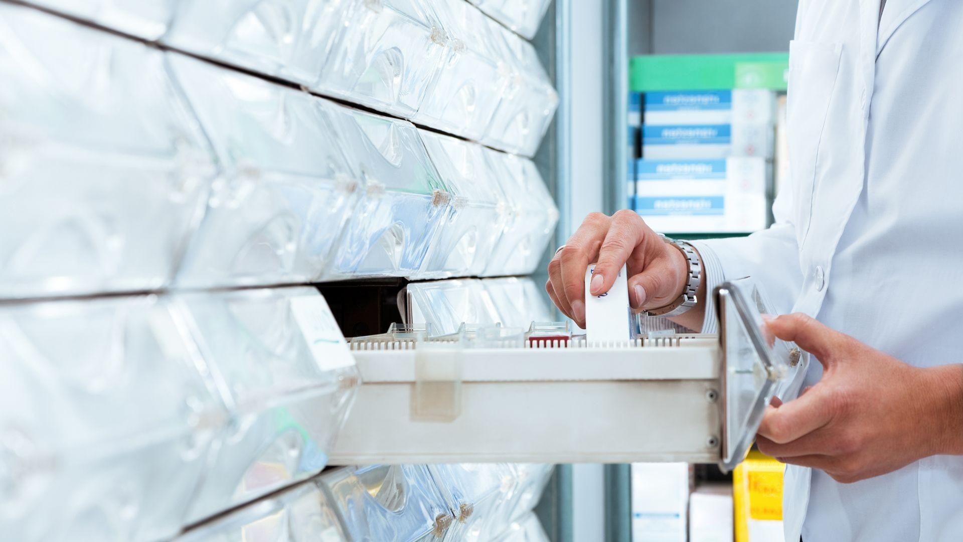 Servicios farmacéuticos en Madrid