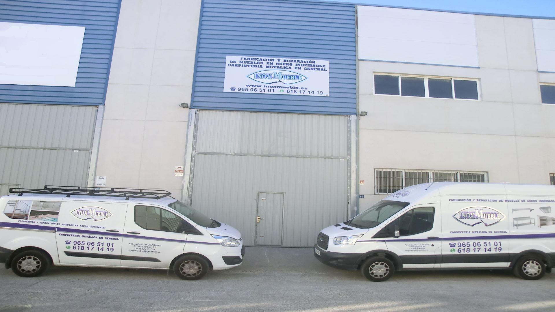 Fabricantes de aluminio Benidorm