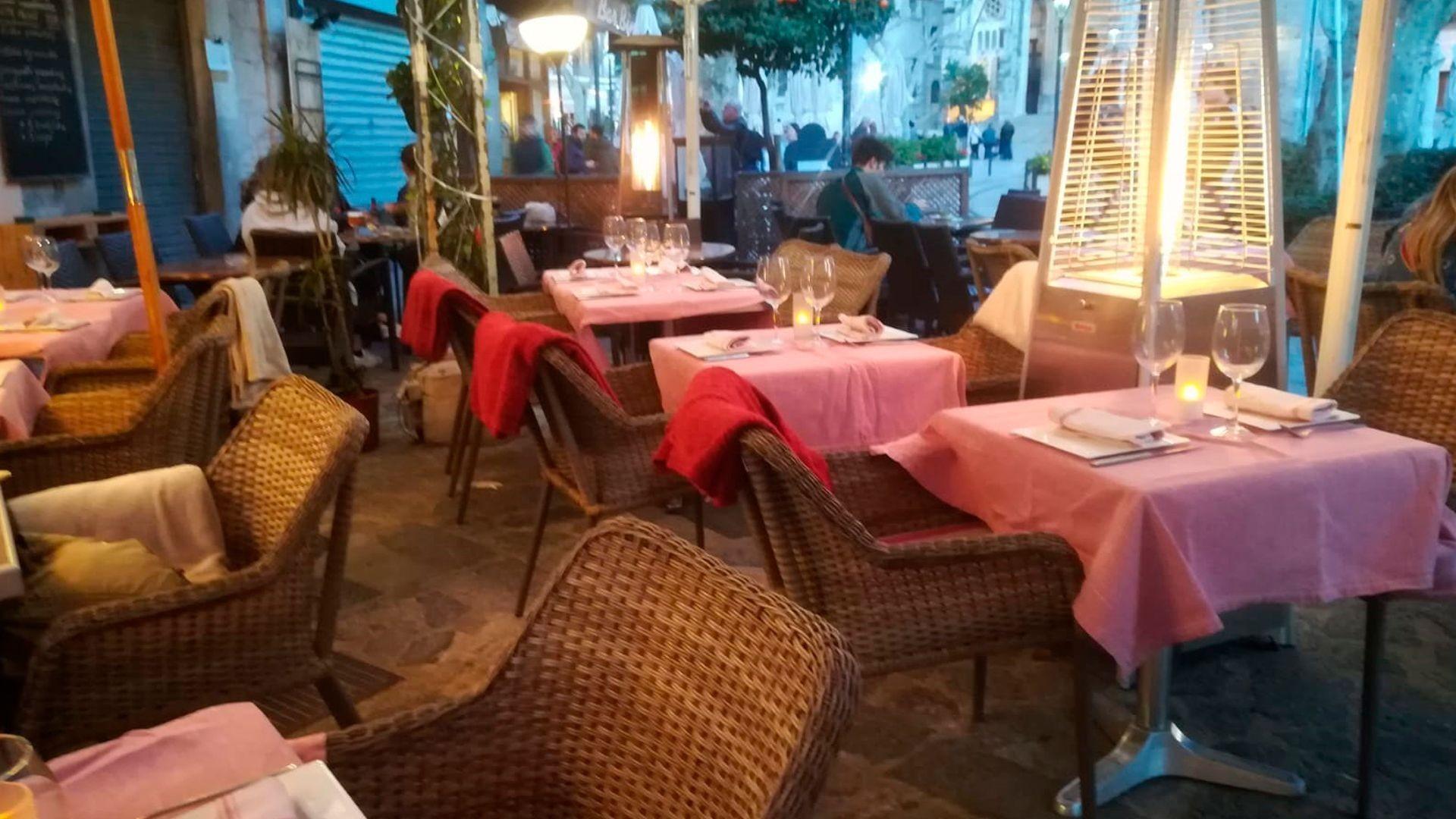 Restaurante de comida mallorquina en Sóller