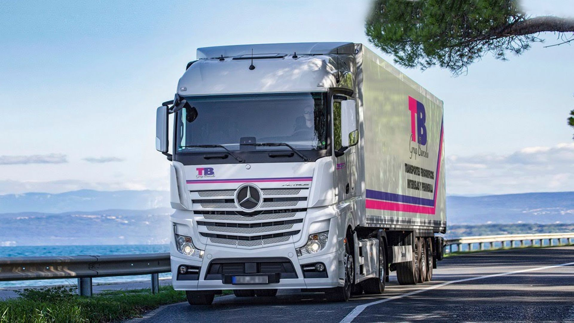 Empresa de transportes en Baleares