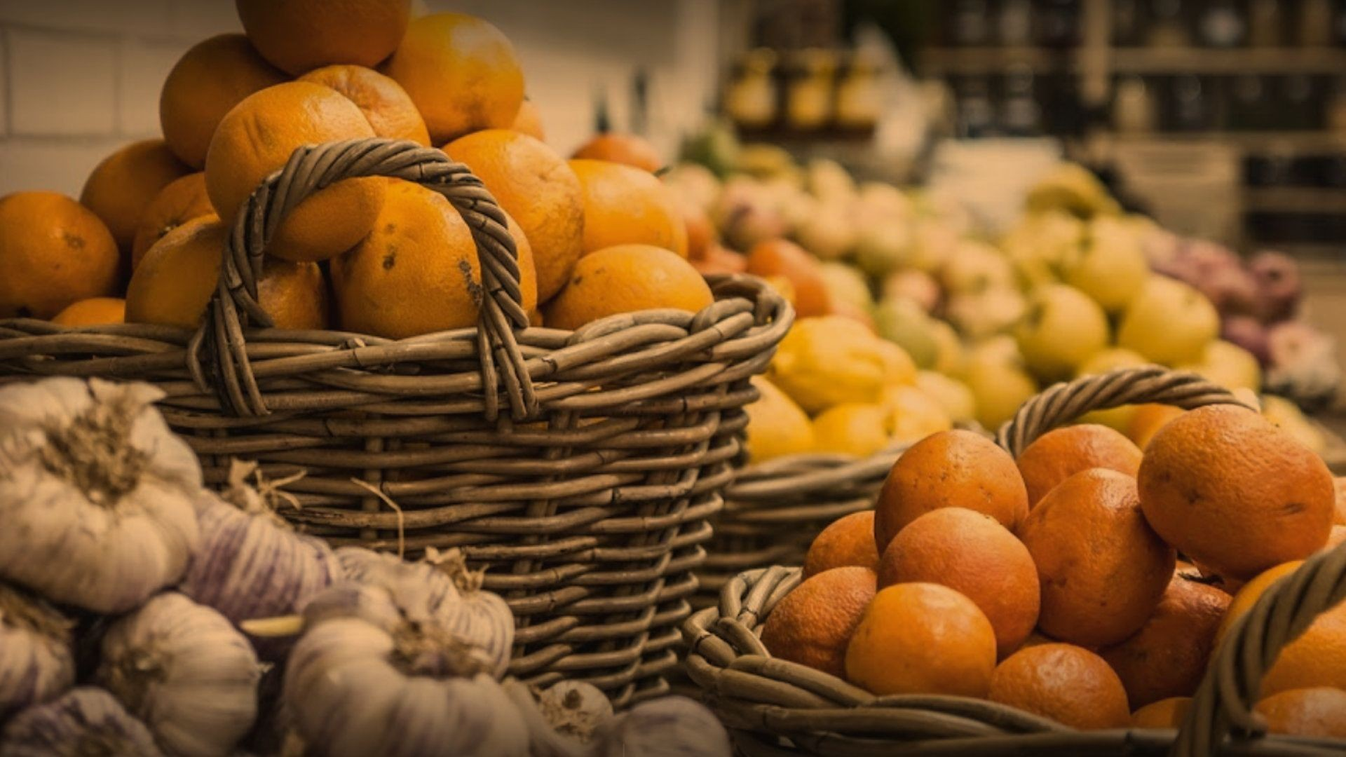 Frutería y verdulería en Torredembarra