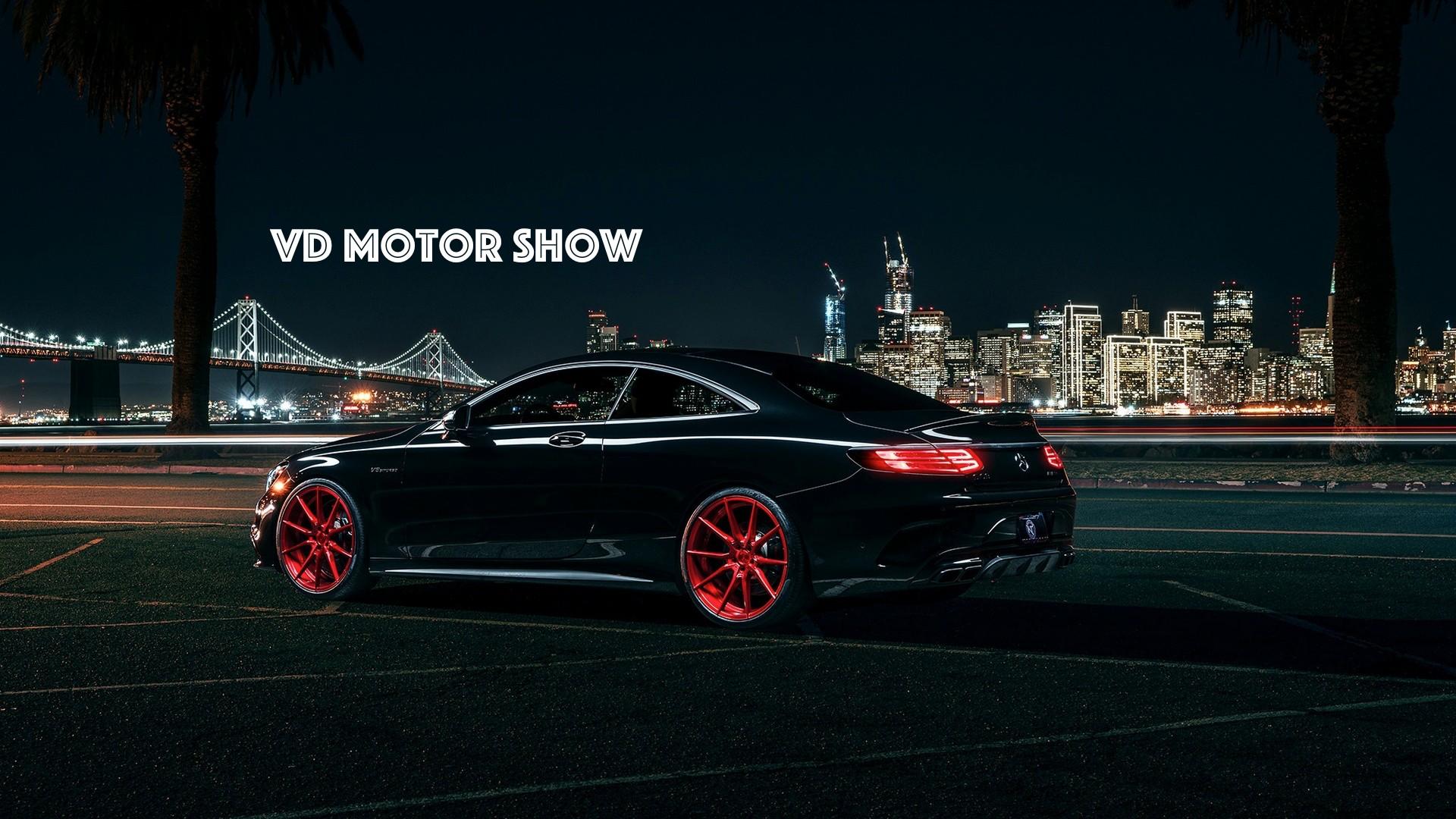 VD Motor Show wallpaper