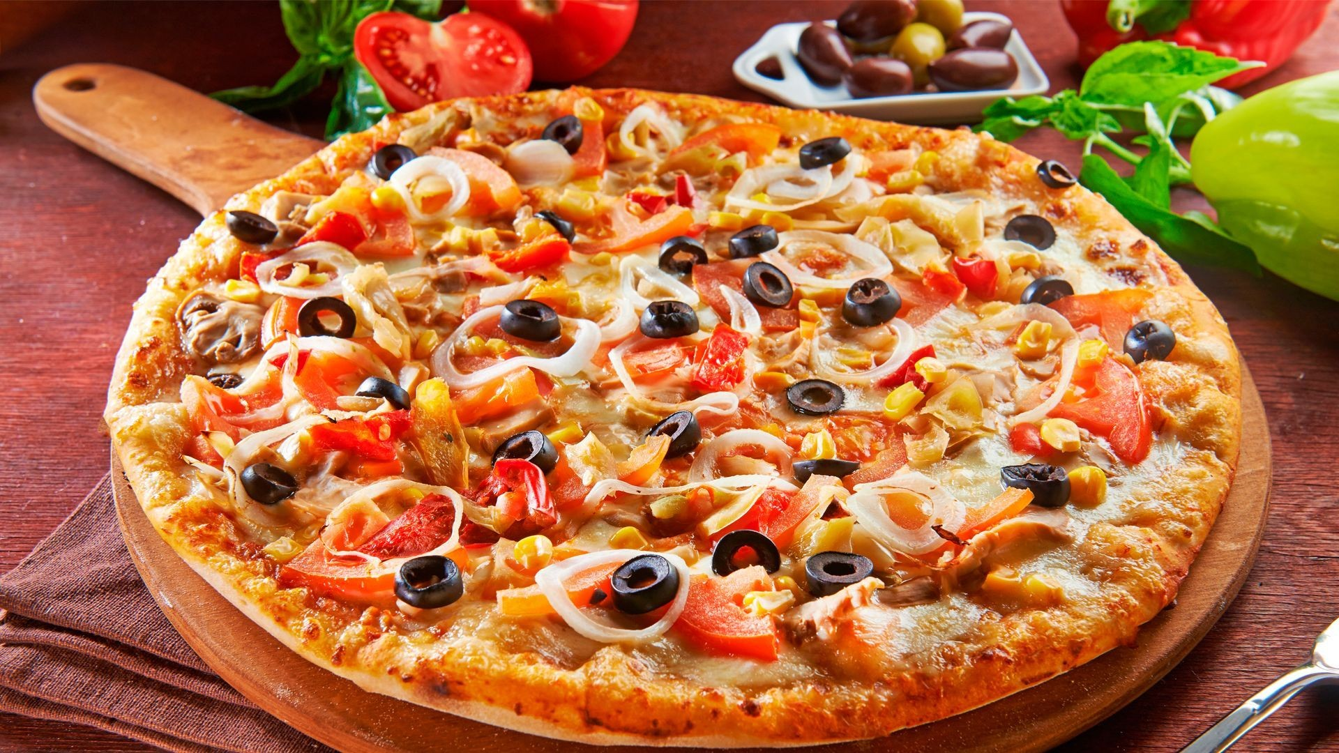 Restaurante italiano con pizzas caseras en Torremolinos