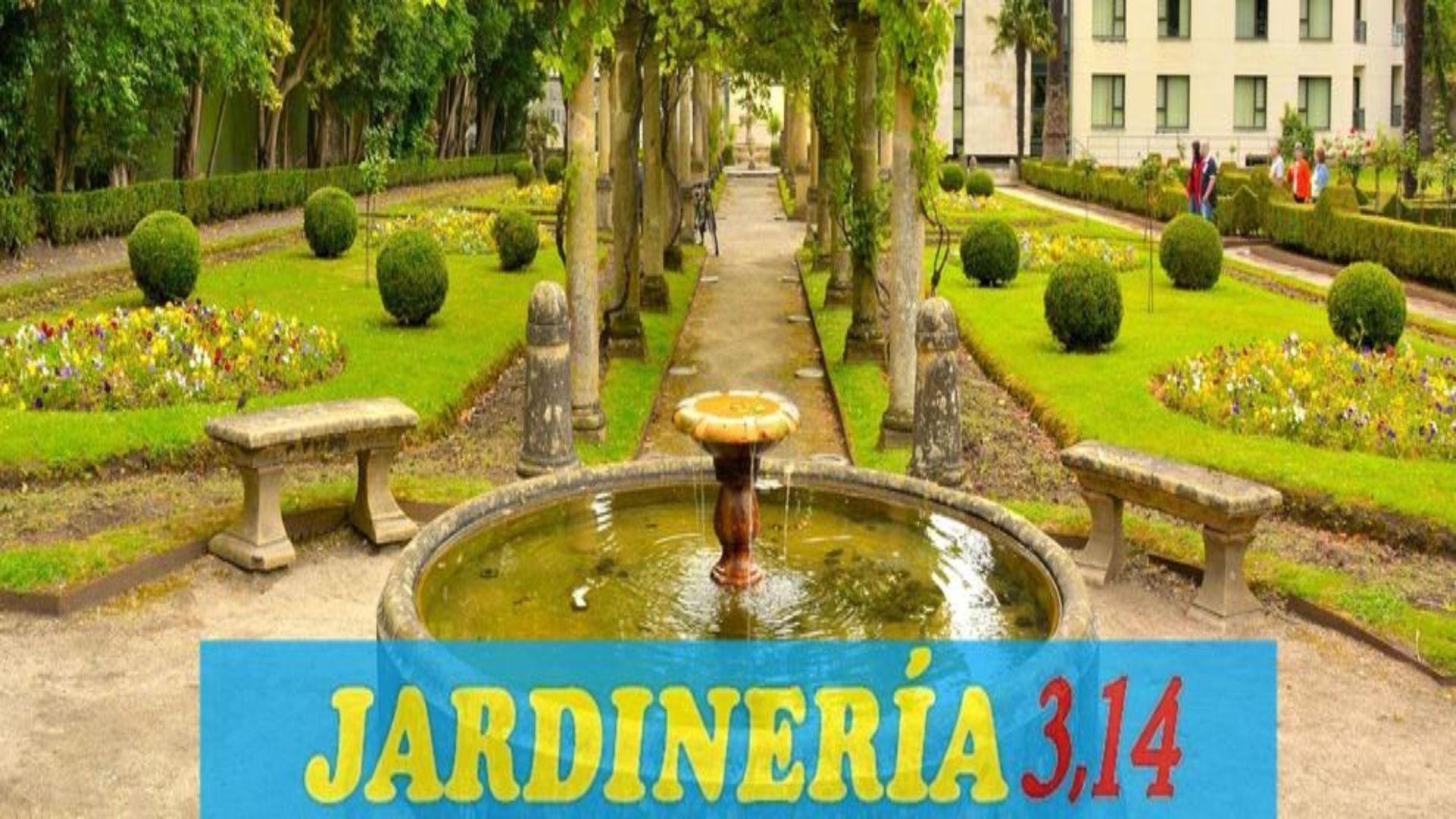 Trabajos de jardinería en Asturias