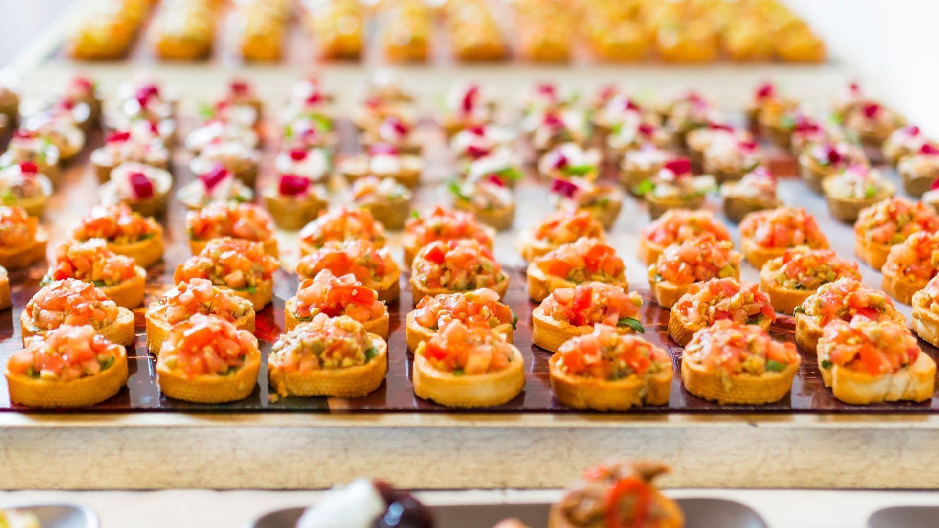 Servicio de catering en Vigo