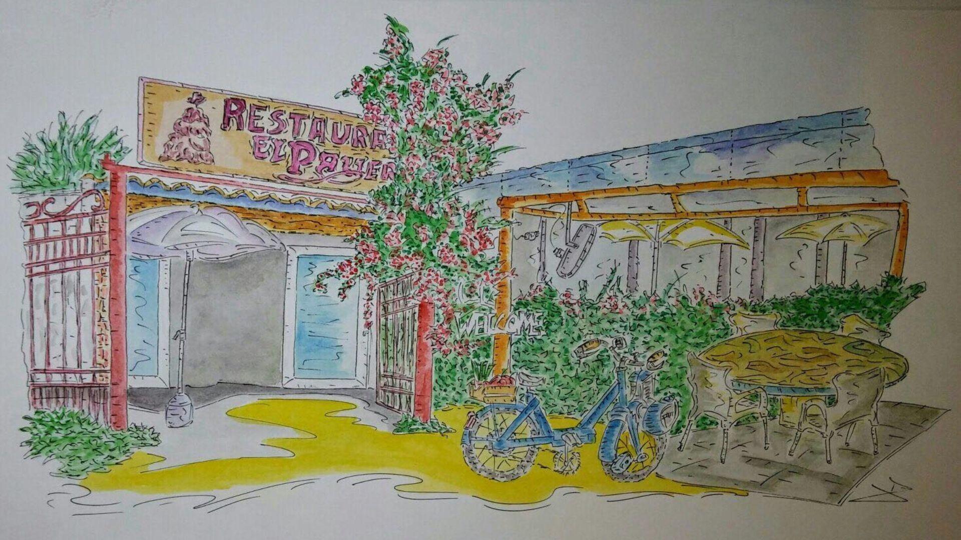 Restaurante especializado cocina catalana