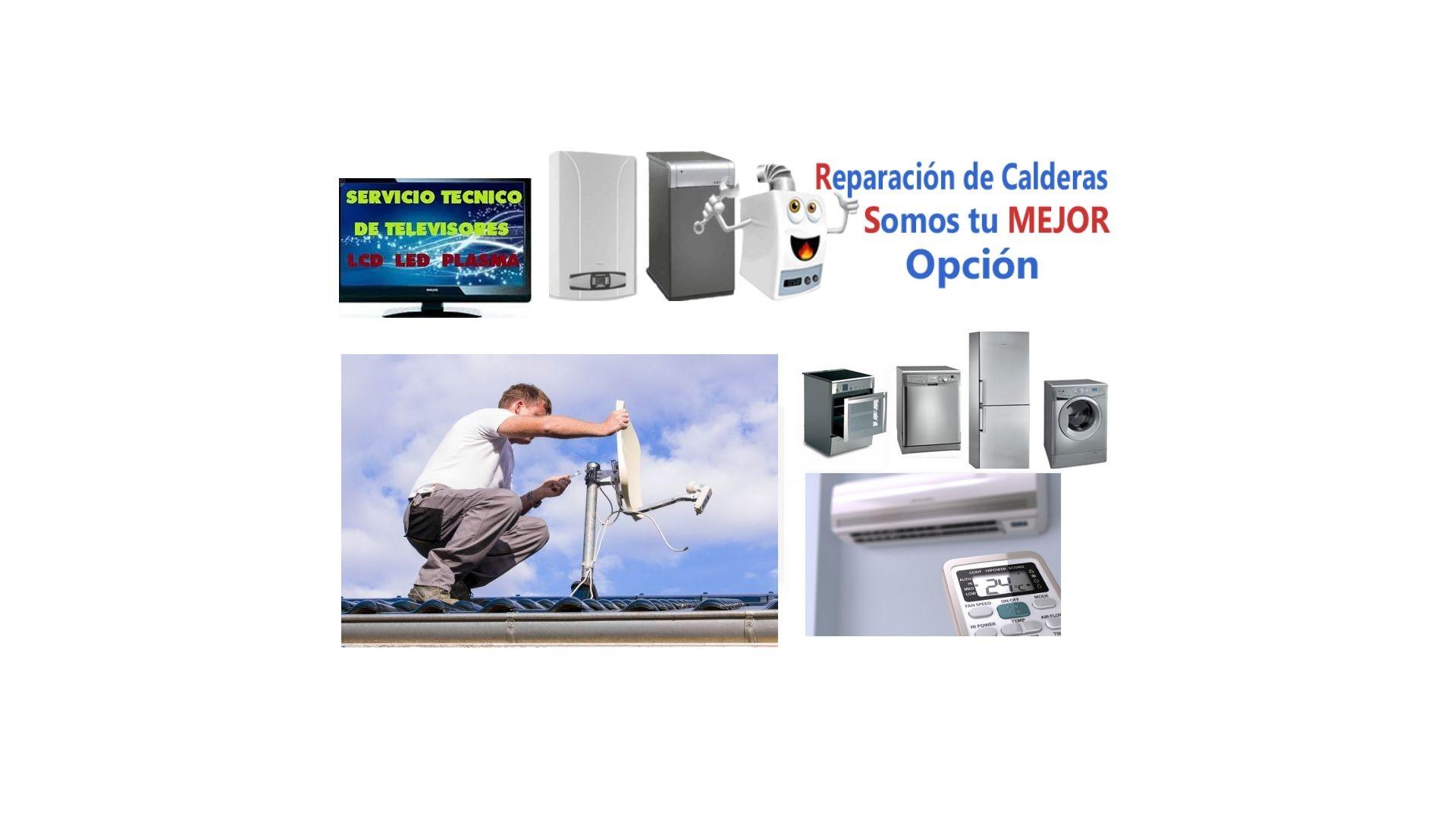 Reparación de electrodomesticos en Badajoz