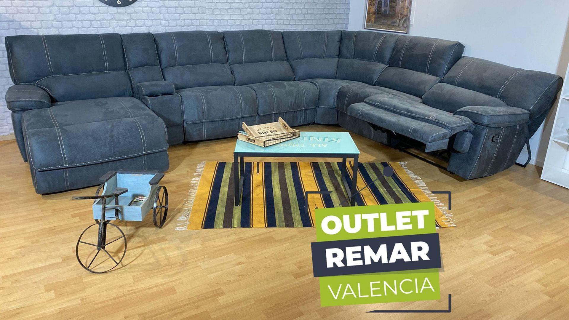 Recogida de muebles usados en Valencia