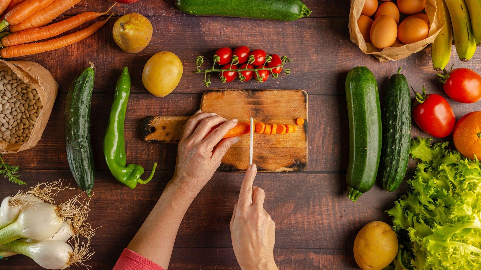 Frutas y verduras de temporada en Maresme
